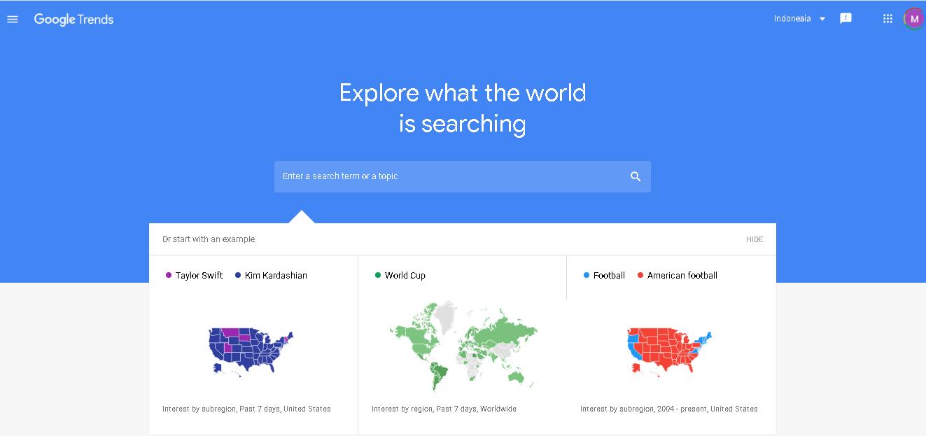 Mudah! Cara Riset Ide Bisnis Laris di 2020 Dengan Google Trends 1