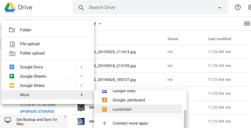 google drive wfh