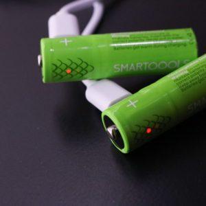 baterai isi ulang smartoools