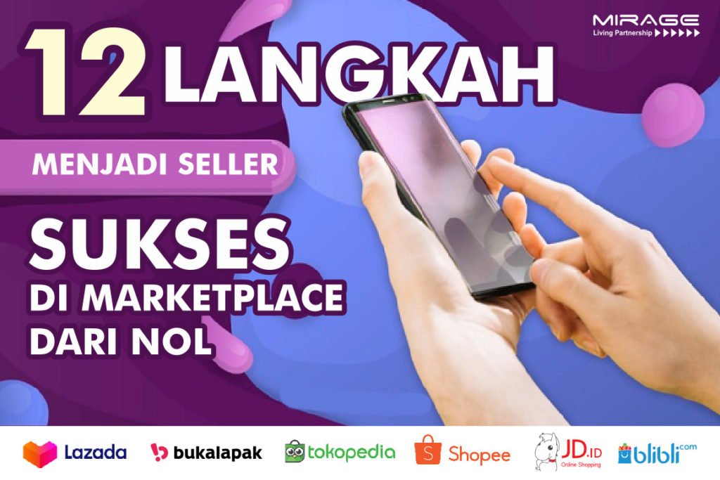 tips seller sukses di marketplace