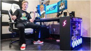 kursi gaming youtuber